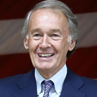 US Senator Edward Markey